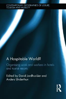 Hospitable World? book