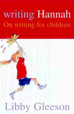 Writing Hannah by Ann James