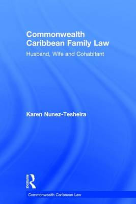 Commonwealth Caribbean Family Law book