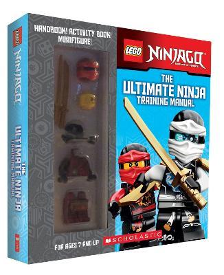 The Ultimate Ninja Training Manual by Meredith Rusu