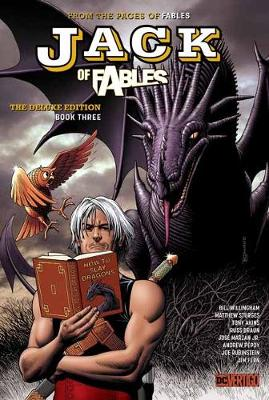 Jack of Fables Deluxe Book Three by Bill Willingham