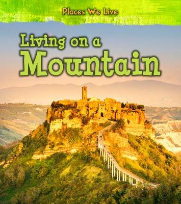 Living on a Mountain book