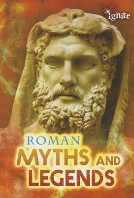 Roman Myths and Legends by Jilly Hunt
