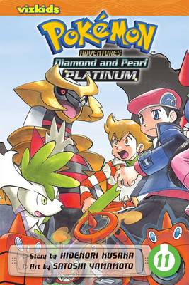 Pokemon Adventures: Diamond and Pearl/Platinum, Vol. 8 by Hidenori Kusaka