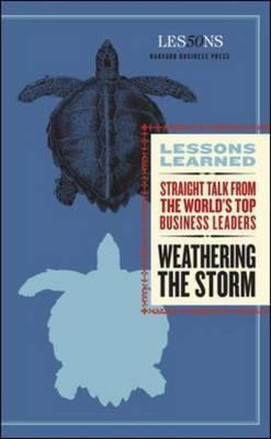 Weathering the Storm by Fifty Lessons