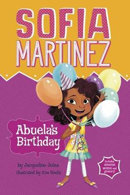 Abuela's Birthday by Jacqueline Jules