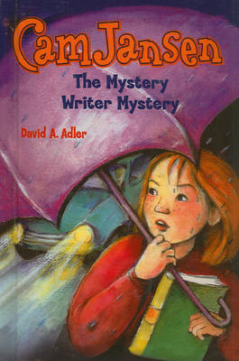 Mystery Writer Mystery by David A Adler