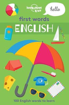 First Words - English by Lonely Planet