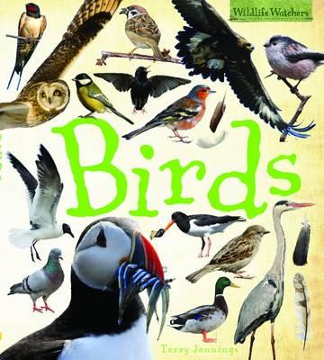 Wildlife Watchers: Birds by Terry Jennings