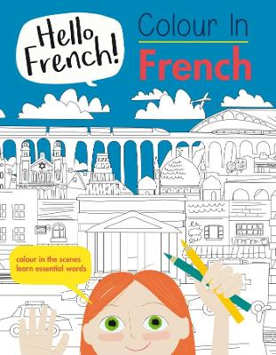 Colour in French book