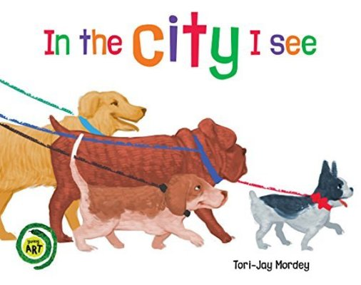In the City I See by Tori-Jay Mordey