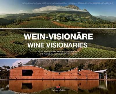 Wine Visionaries by Gerard de Villiers