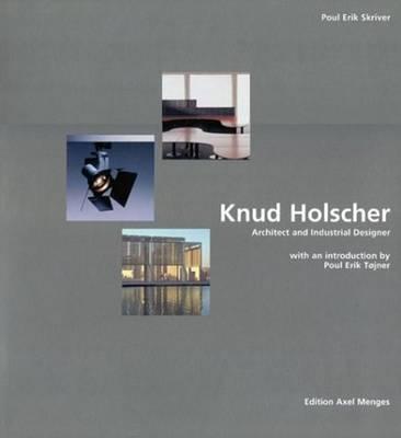 Knud Holscher by Poul Erik Tojner