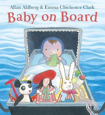 Baby on Board by Allan Ahlberg