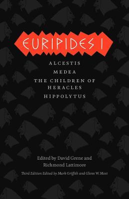 Euripides I book