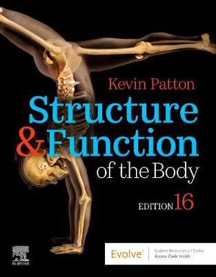 Structure & Function of the Body - Softcover by Kevin T. Patton
