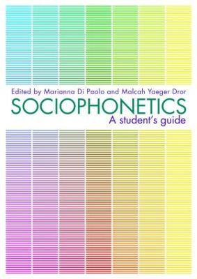 Sociophonetics by Marianna Di Paolo