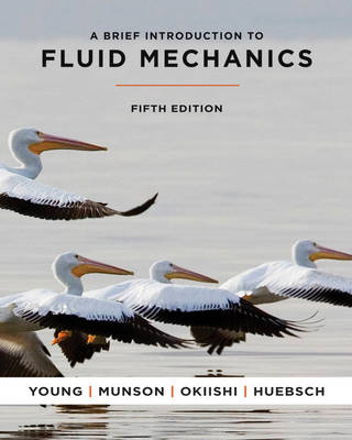 Brief Introduction to Fluid Mechanics 5E by Donald F. Young