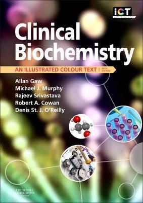 Clinical Biochemistry by Michael J. Murphy