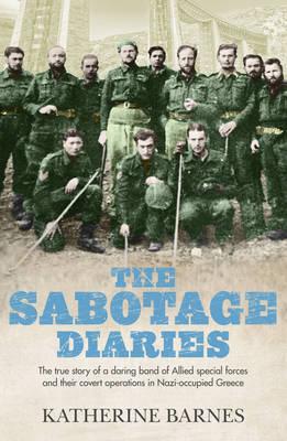 Sabotage Diaries book