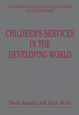 Children's Services in the Developing World book