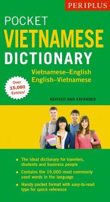 Periplus Pocket Vietnamese Dictionary by Phan Van Guiong