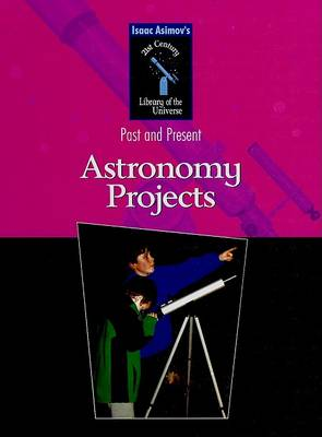 Astronomy Projects by Isaac Asimov