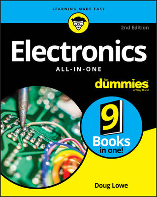 Electronics All-In-One for Dummies, 2nd Edition book