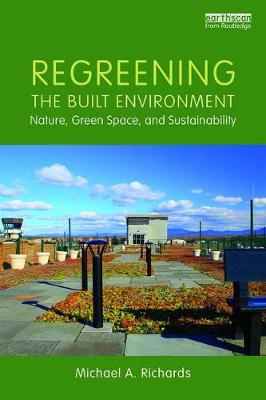 Regreening the Built Environment book