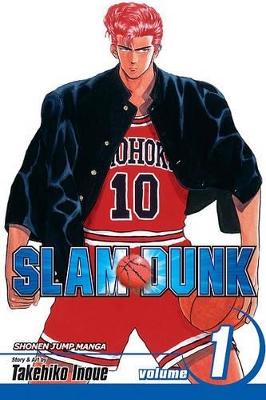 Slam Dunk, Vol. 1 by Takehiko Inoue