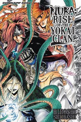Nura: Rise of the Yokai Clan, Vol. 24 by Hiroshi Shiibashi