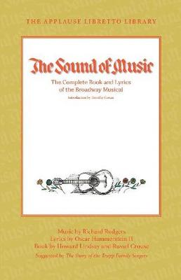 Sound of Music by Oscar Hammerstein
