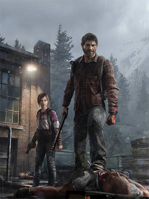 Last of Us by . Naughty Dog