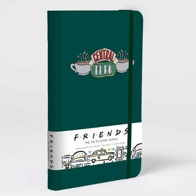 Friends Hardcover Ruled Journal by Insight Editions