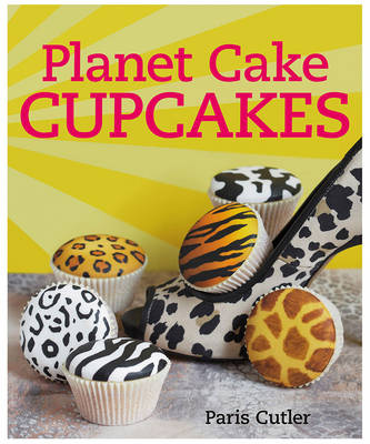 Planet Cake Cupcakes by Paris Cutler