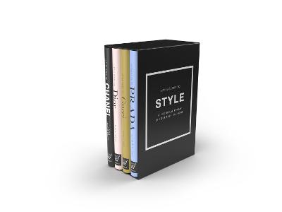 The Little Guides to Style: A Historical Review of Four Fashion Icons by Emma Baxter-Wright