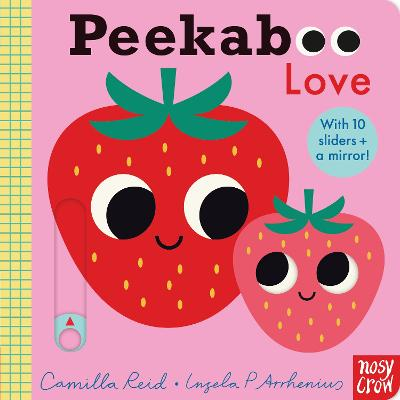 Peekaboo Love book