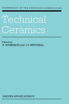 Technical Ceramics by H. Nosbusch