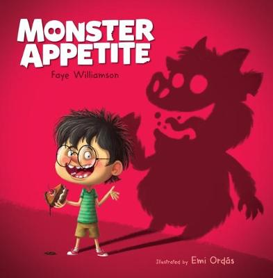 Monster Appetite book