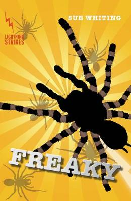 Freaky by Sue Whiting