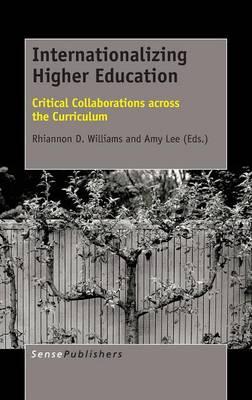 Internationalizing Higher Education book