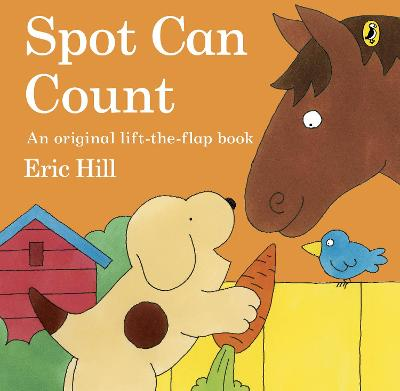 Spot Can Count book