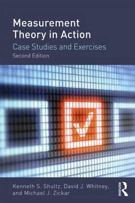 Measurement Theory in Action by Kenneth S Shultz