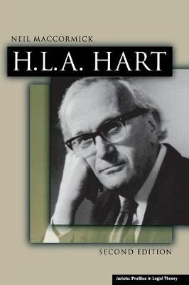 H.L.A. Hart, Second Edition by Neil MacCormick