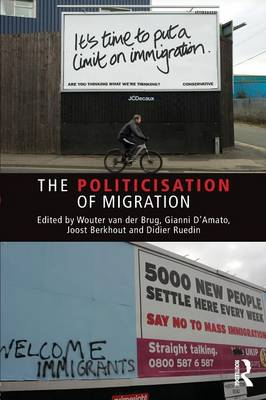 The Politicisation of Migration by Wouter van der Brug