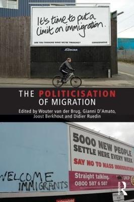 The Politicisation of Migration by Wouter van der Brug