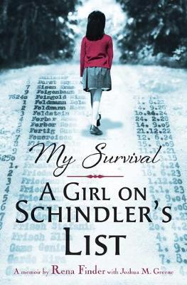 A Girl on Schindler's List book