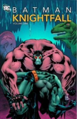 Batman Knightfall TP Vol 01 by DC Comics