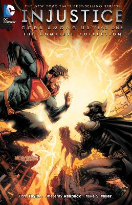 Injustice Gods Among Us Year One The Complete Collection TP by Tom Taylor
