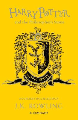 Harry Potter and the Philosopher's Stone - Hufflepuff Edition by J. K. Rowling